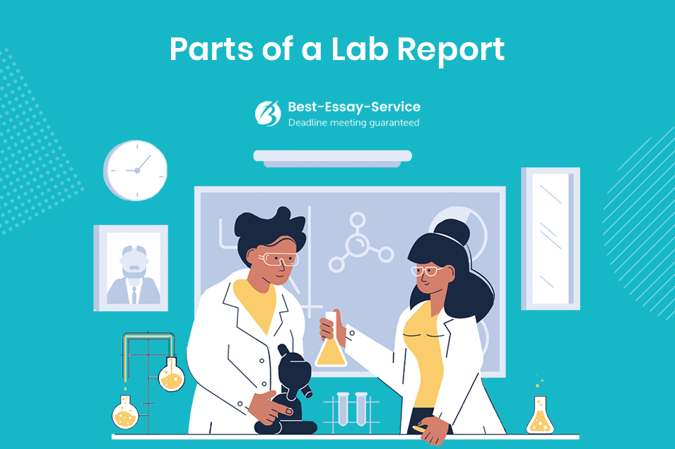 Essential Parts of a Lab Report